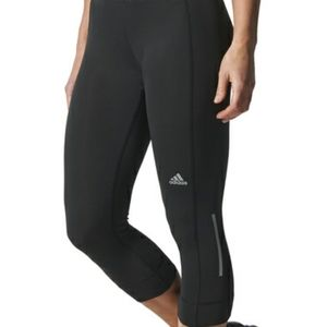 Adidas Sequencials Climacool 3/4 Running Tights